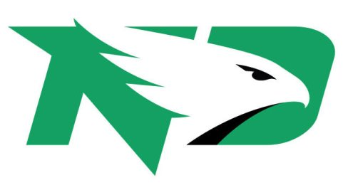University of North Dakota Fighting Hawks' logo