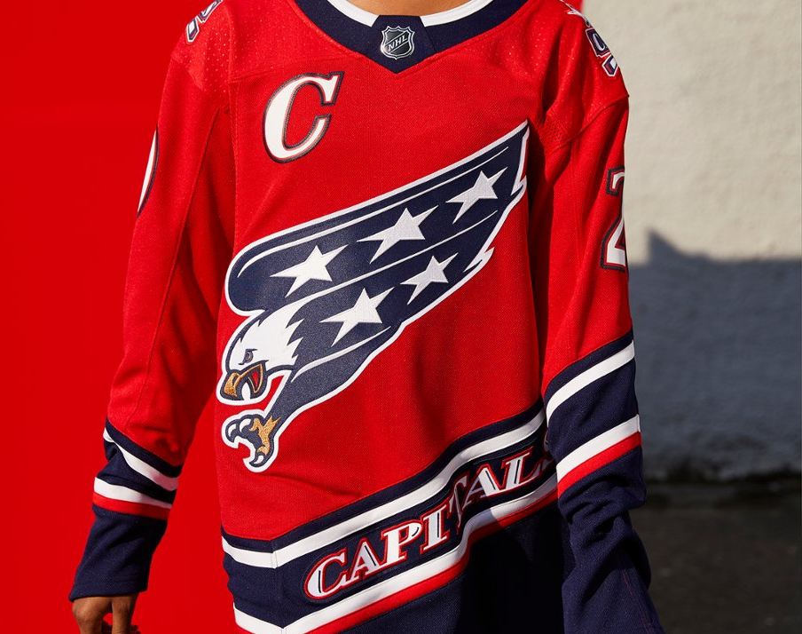 Why I Don't Like the Capitals Reverse Retro Jersey | Scotty Wazz